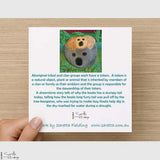 Greeting Card - Kowalowain Koala