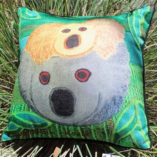 Cushion Cover - Totem Kowalowain Koala