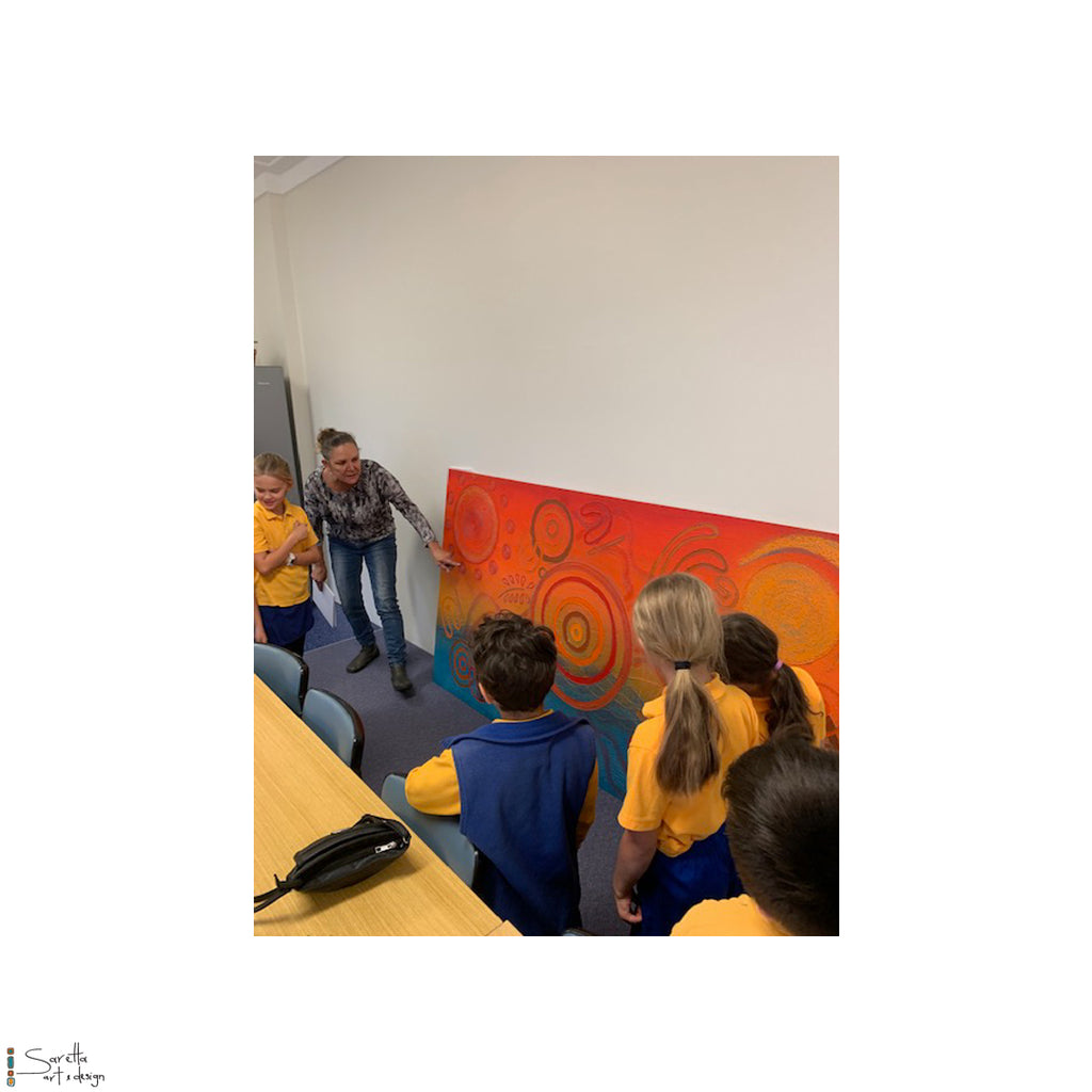 Mural for Kotara Public School