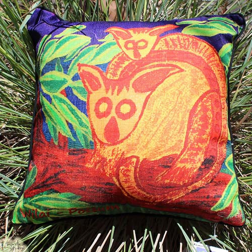 Cushion Cover - Totem Wilai Possum