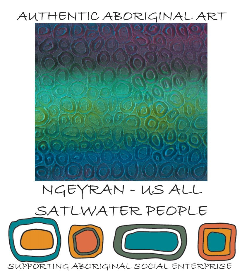 Kaftan - Ngeyran - Lift Up Saltwater