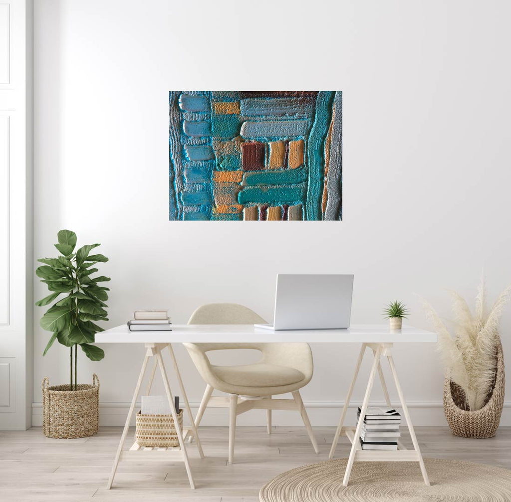 Canvas Print - Witma Building