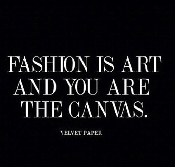 20 Fashion Quotes That Will Leave You Feeling Inspired and Confident