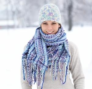 Simple and Sassy Tips To Wearing Your Scarf This Winter Season
