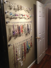 Creative Jewelry Storage Ideas
