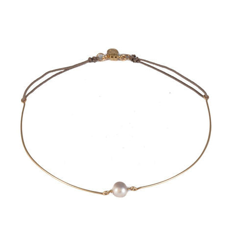 Pearl Choker Necklace from Melroso