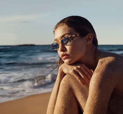 32a8d78507 Stay Cool In 2018 s Hottest Frames  Gigi Hadid For Vogue Eyewear