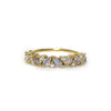 14KT Rainbow Moonstone & Diamond Woodland Dream Ring - Melroso