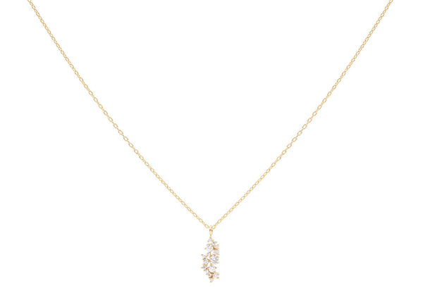 14KT Callisto Necklace - Melroso