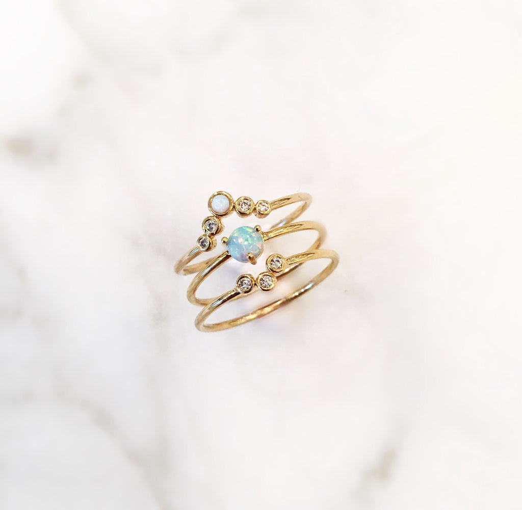 Opal Stackers - Melroso