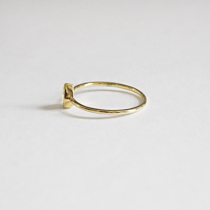Teardrop Ring - Melroso