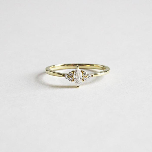 Marquise Ring - Melroso