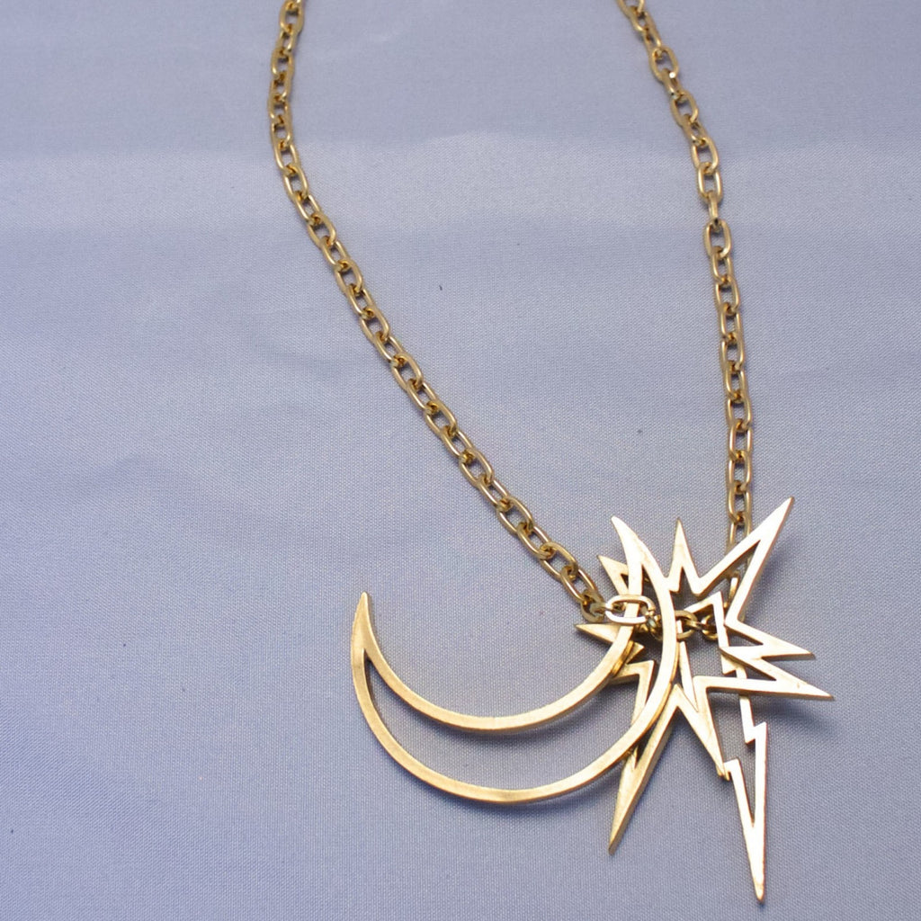 Long Charm Necklace - Melroso