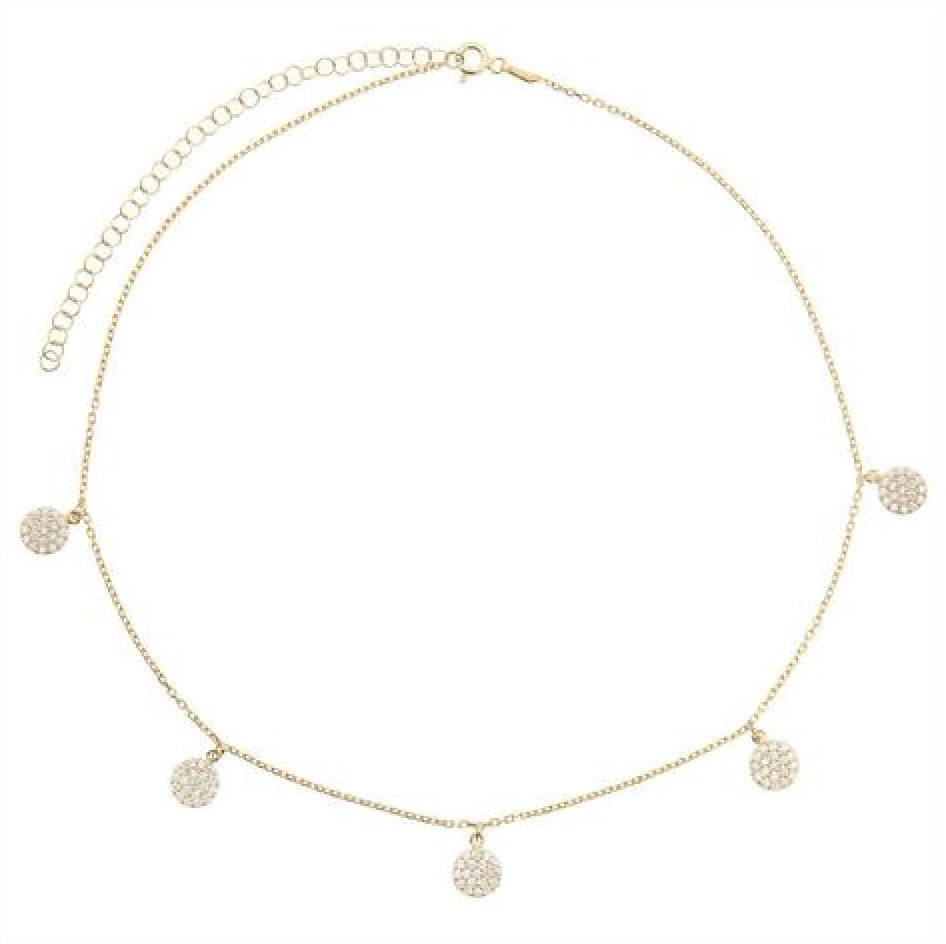 Paris Choker/Necklace - Melroso