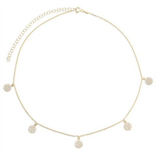 Paris Choker/Necklace - Melroso Jewelry