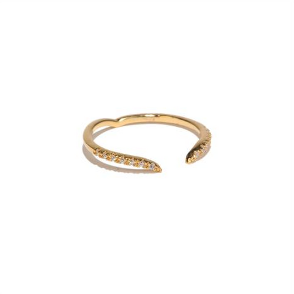 Open Heart Sweetheart Ring - Melroso