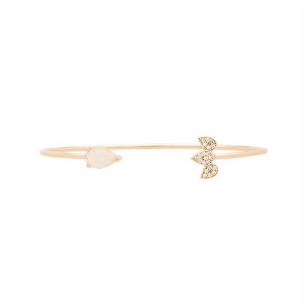 Open Teardrop Cuff - Melroso