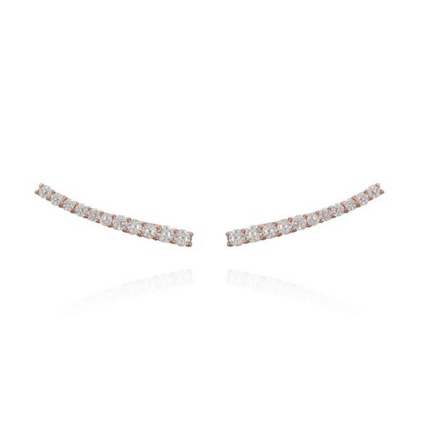 Simple Crawler Earcuffs - Melroso Jewelry