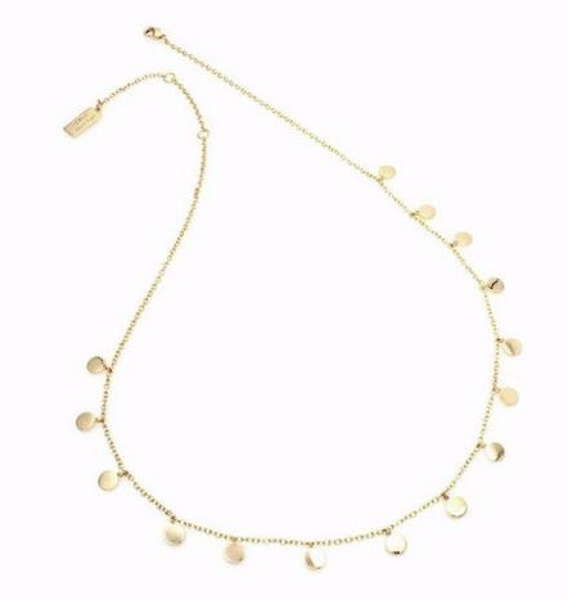 Mini Discs Necklace - Melroso