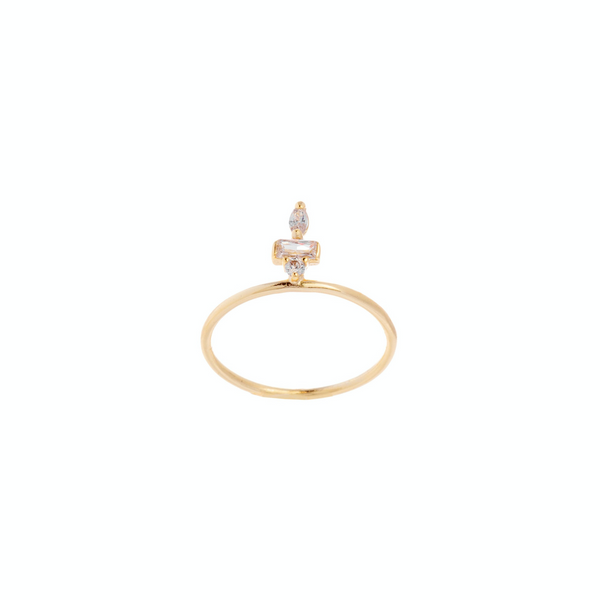 The Princess Ring - Melroso Jewelry