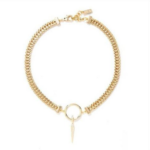 The Hanging Spike Choker
