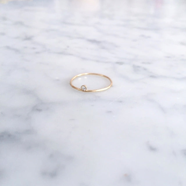 14KT Sunset Ring - Melroso