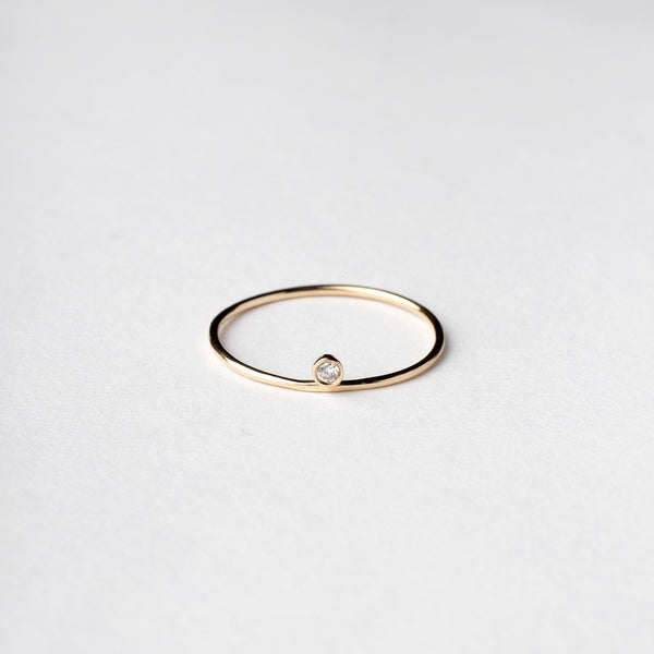 14KT Sunset Ring - Melroso Jewelry
