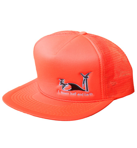 Hunter Orange Trucker