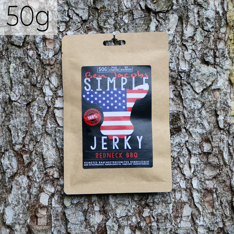 Simple Jerky - Redneck BBQ (50g)