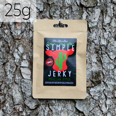Simple Jerky - Mexican Style (25g)