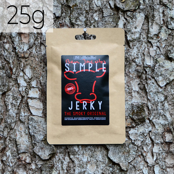 Simple Jerky Mix - The Smoky Original (25g)