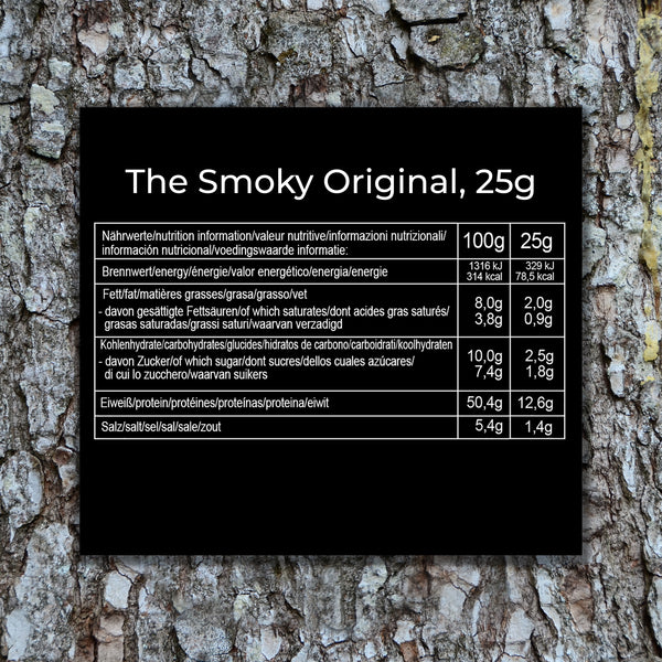 Simple Jerky - The Smoky Original (25g)