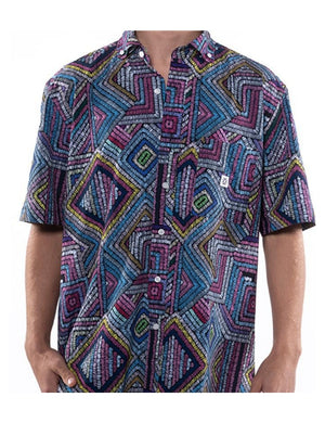 Tulum Button Up
