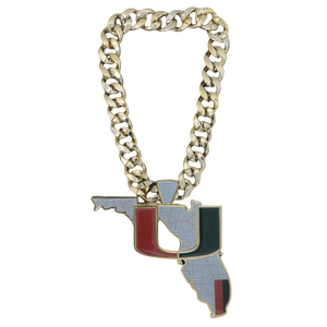 State Of The U Turnover Chain - Plastic