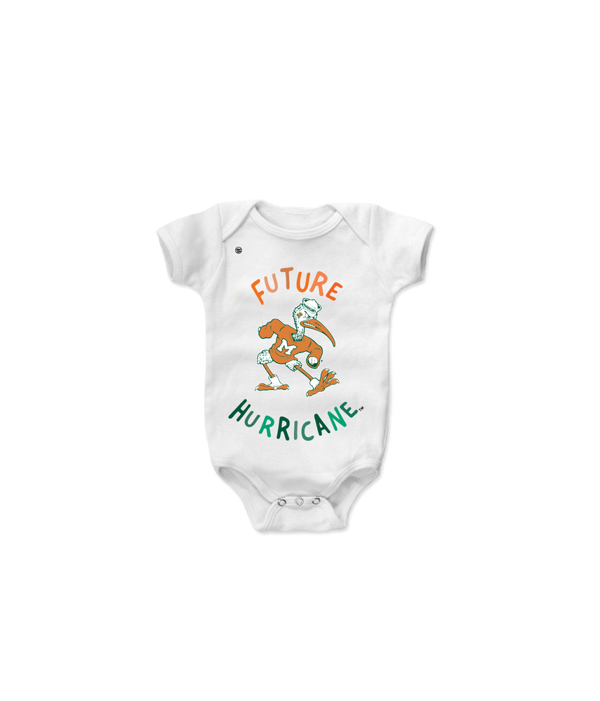 FUTURE HURRICANE ONESIE