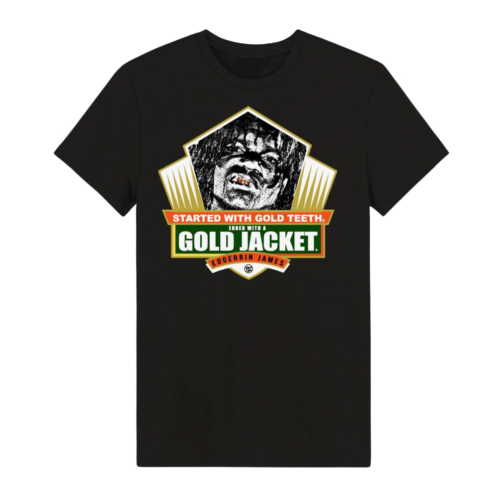GOLD TEETH TO GOLD JACKET - Tshirt