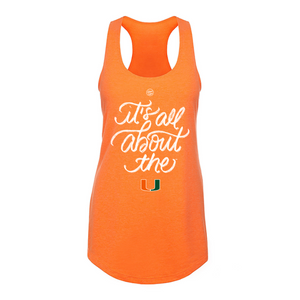ALL ABOUT THE U - Women's Tank