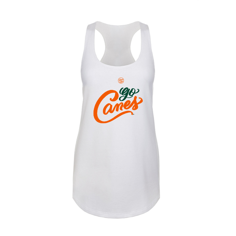 Load image into Gallery viewer, GO CANES - Women's Tank