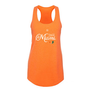 MIND ON MY MIAMI - Women's Tank