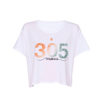 305 MIAMI - Crop Top