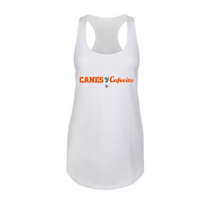 Load image into Gallery viewer, Canes y Cafecito Women's Tank