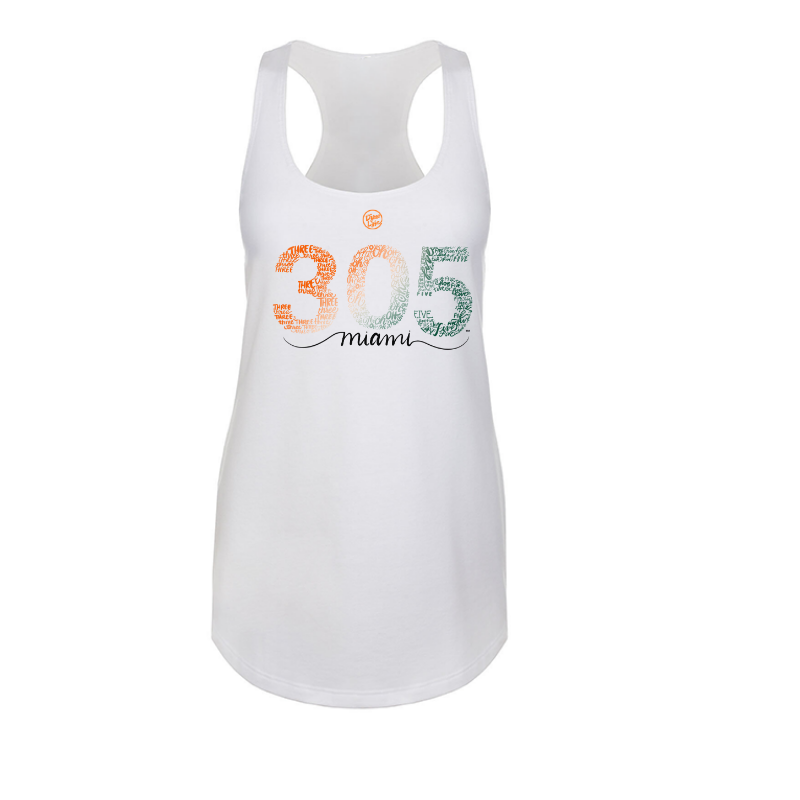 Load image into Gallery viewer, 305 MIAMI - Women's Tank