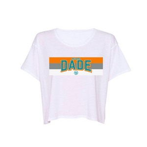 Load image into Gallery viewer, DADE FINS - Crop Top