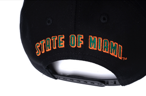 Load image into Gallery viewer, State Of Miami Snapback