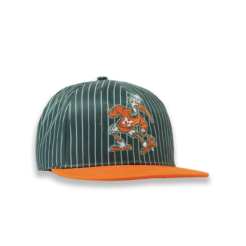 Load image into Gallery viewer, PINSTRIPE SNAPBACK