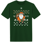 TURNOVER CHAIN SANTA MENS TEE