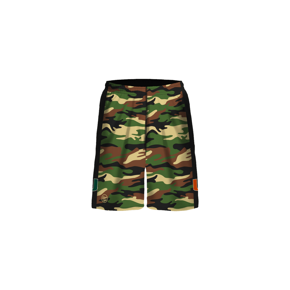 U FATIGUE SHORTS YOUTH