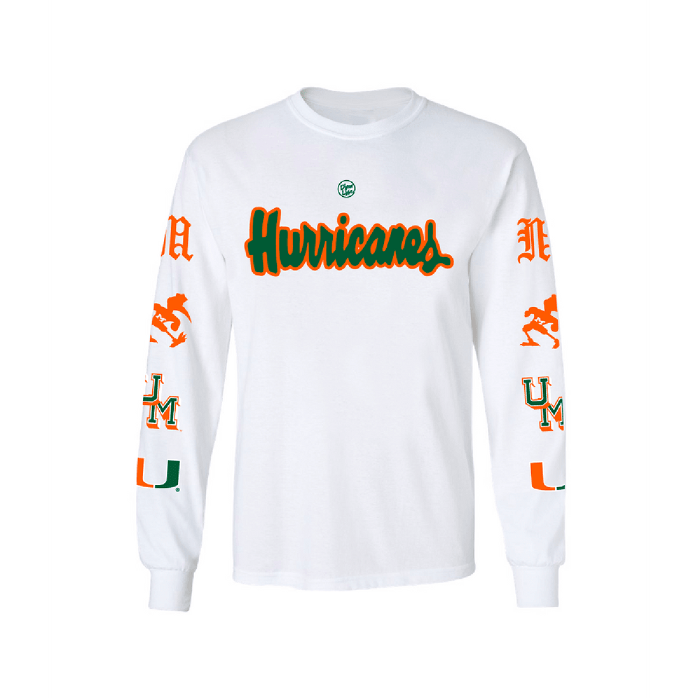 best service 8a13c 23a05 Dyme Lyfe - Miami Hurricanes Shirts and Apparel