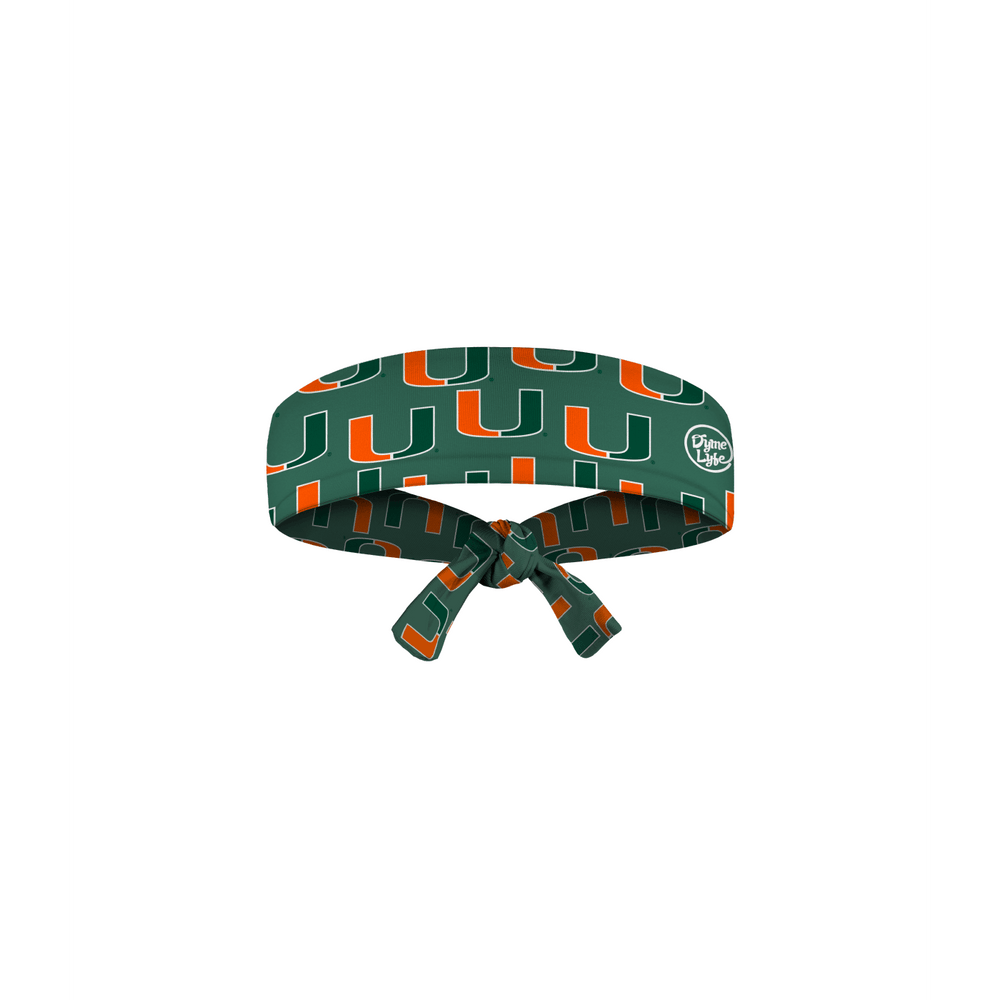 SCATTERED U HEADBAND