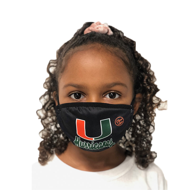 Kids 3 Pack Miami Face Covering